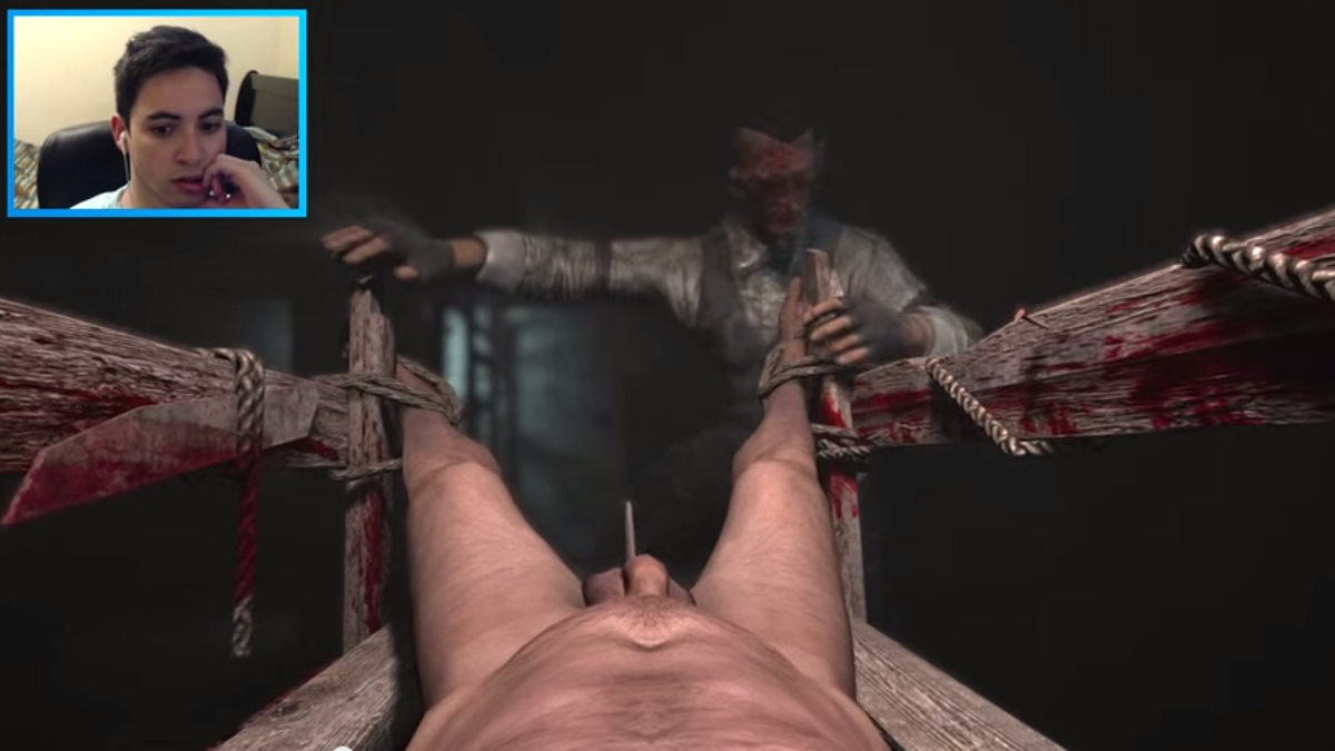 Uncensored sex in video games