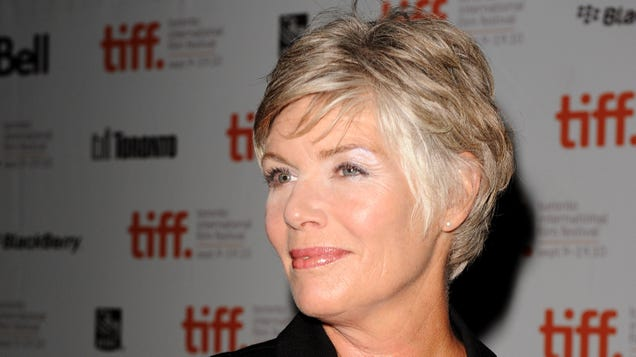 """Kelly McGillis on why she's not in new Top Gun: """"I look age-appropriate for what my age is"""""""