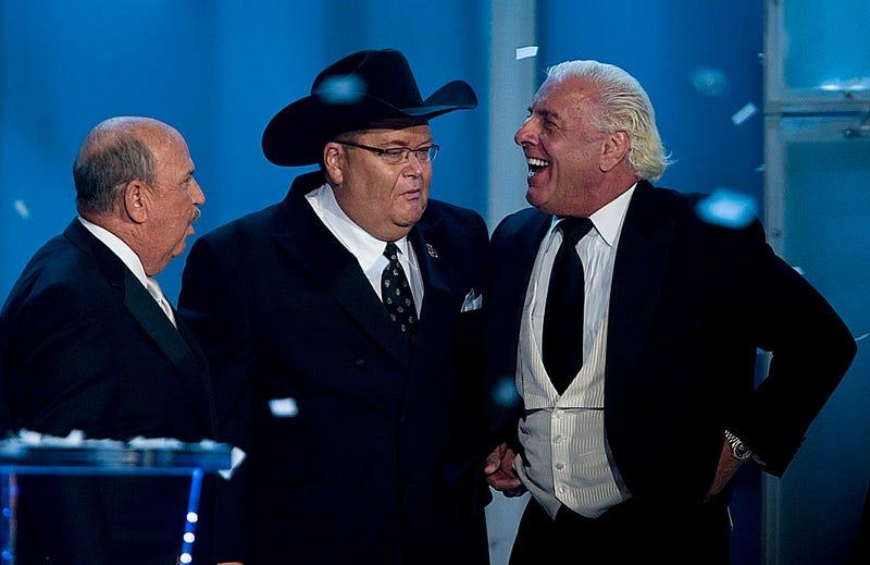 Jim Ross, wrestling's greatest living announcer, on his ...