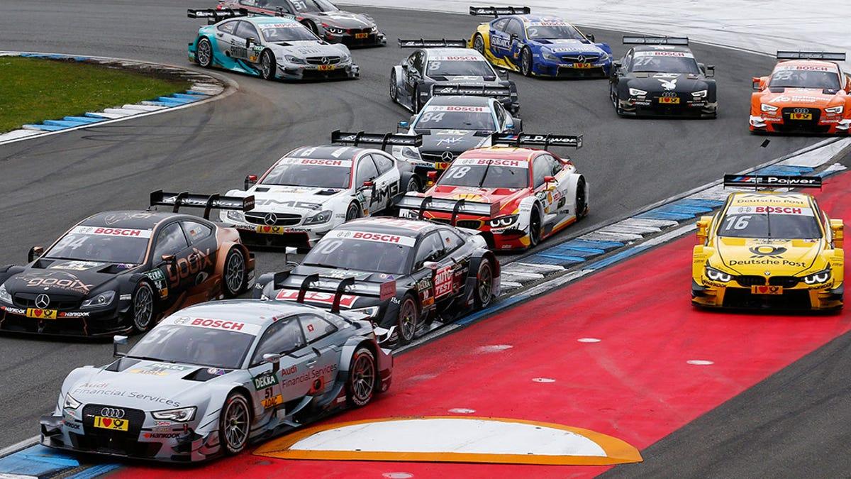 The Ten Best Racing Series That Nobody\'s Watching