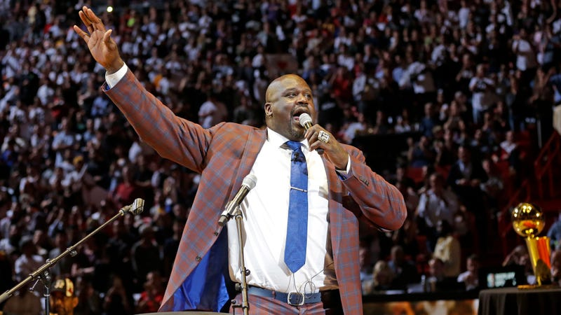 Shaquille O'Neal Says WrestleMania Match Probably Won't Happen