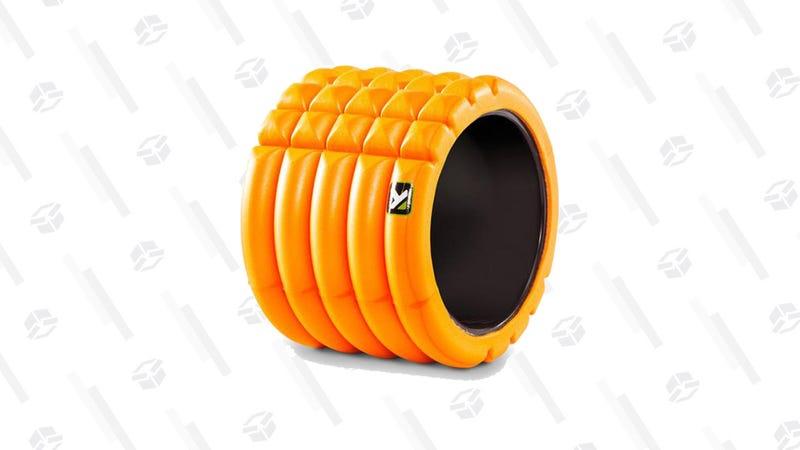 Trigger Point GRID Mini Compact Foam Roller | $13 | Walmart