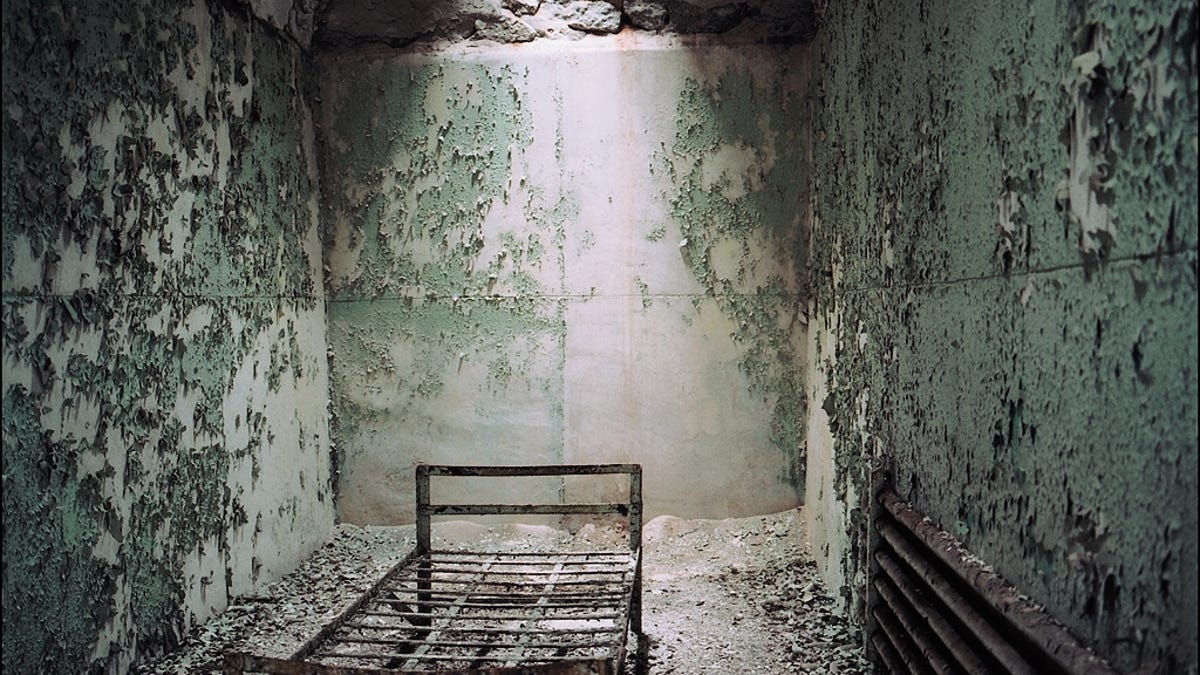 Astonishing Here Are Some Of The Creepiest Abandoned Prisons Weve Ever Seen Download Free Architecture Designs Scobabritishbridgeorg