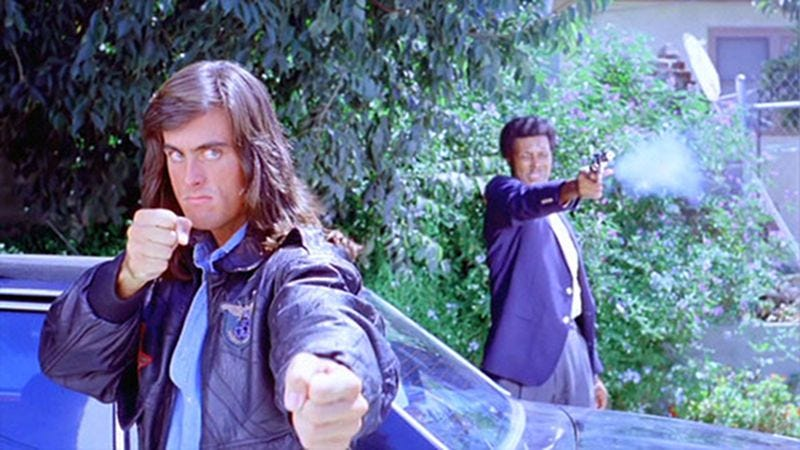 Illustration for article titled Samurai Cop 2 is coming soon, apparently