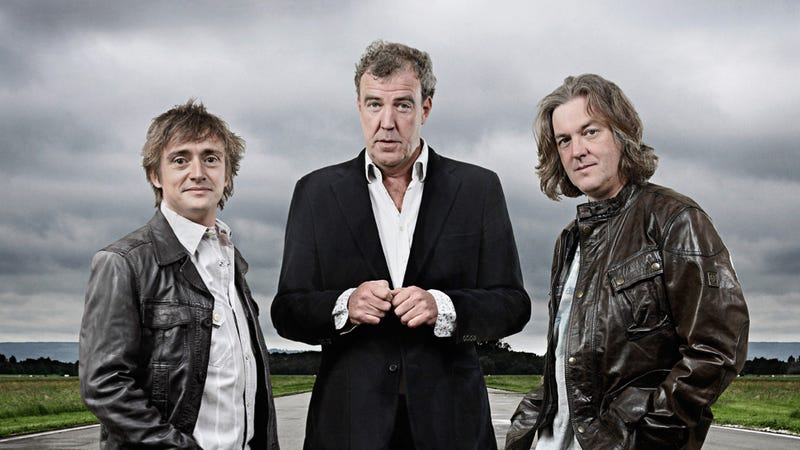 Illustration for article titled James May: All Three Top Gear Hosts Might Be Back On The BBC Again