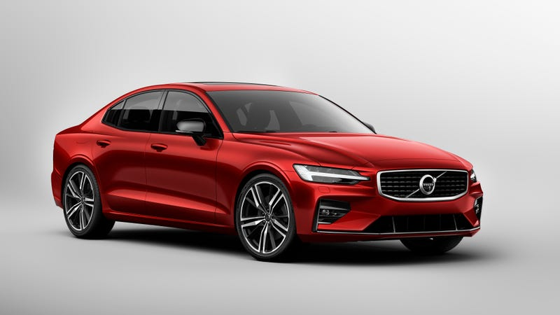 The 2019 Volvo S60 Is Slick As Hell