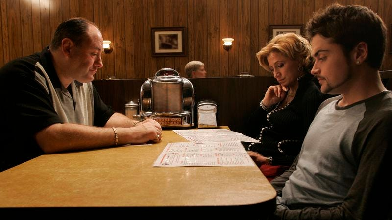 Illustration for article titled Don't stop believin' our Sopranos reviews will run forever