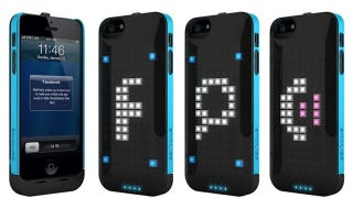 Illustration for article titled Endliss iPhone Case Adds an LED Disco Floor For Impossible To Miss Notifications