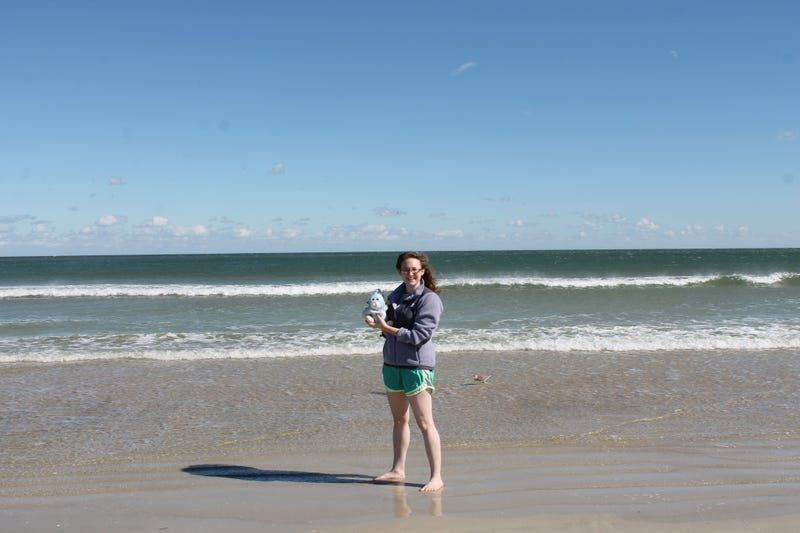 Photo credit: A random nice person on Daytona Beach