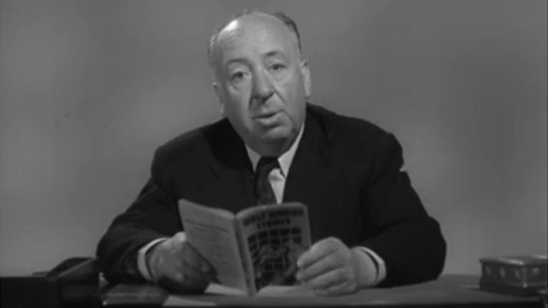 Illustration for article titled Alfred Hitchcock Presents showed how rotten respectable people could be