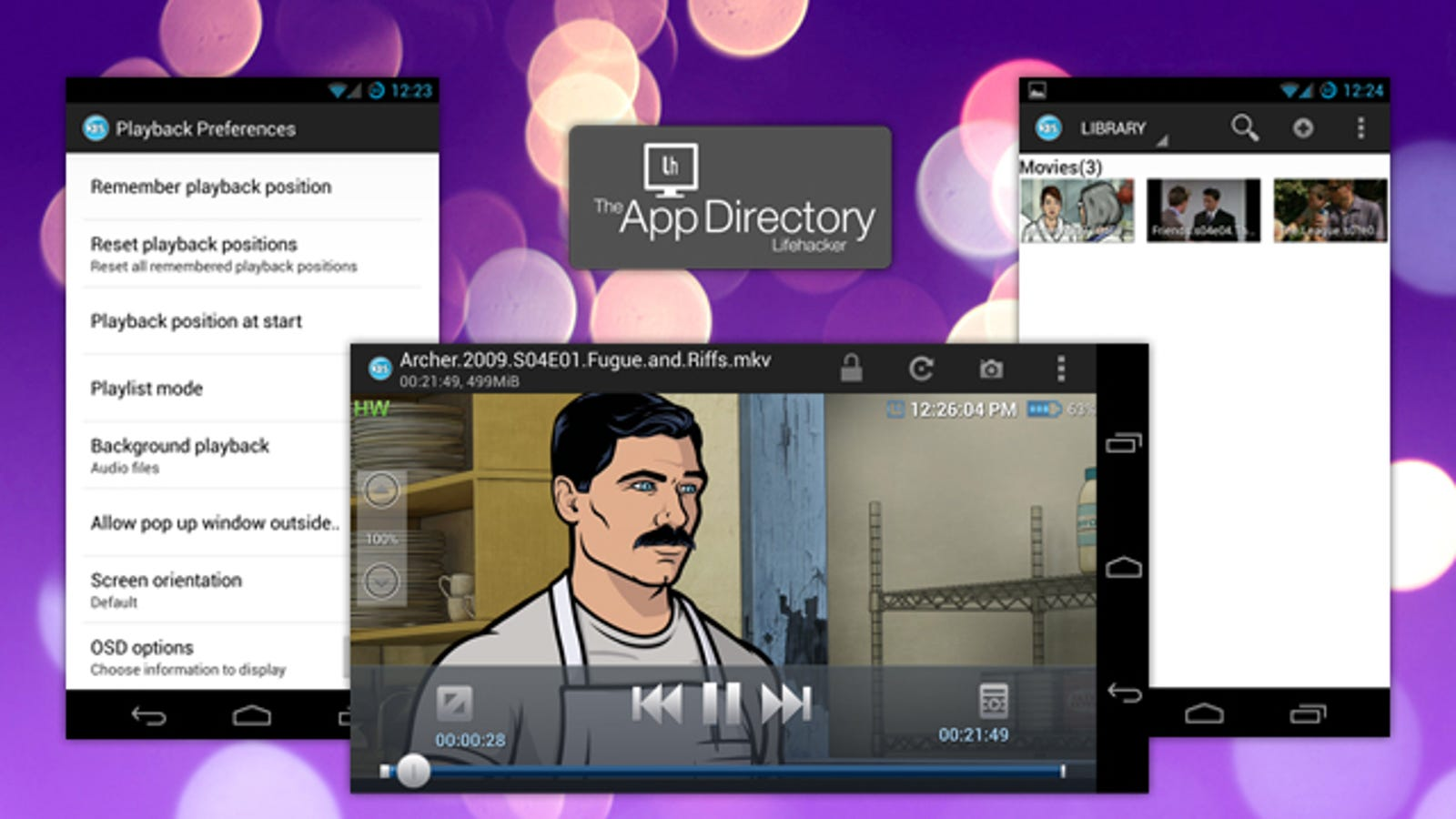 The Best Video Player for Android