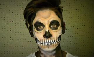 Illustration for article titled Cómo maquillarte para tu disfraz de Halloween de última hora