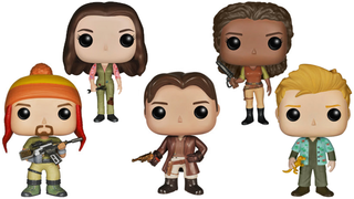 Illustration for article titled These Pop! Vinyl Firefly figures are very shiny indeed