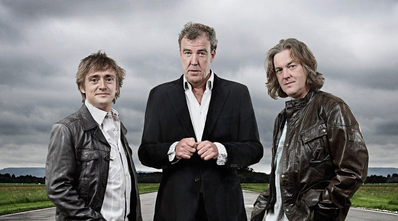 Illustration for article titled Top Gear Pokes Fun at Argentinian License Plate Controversy