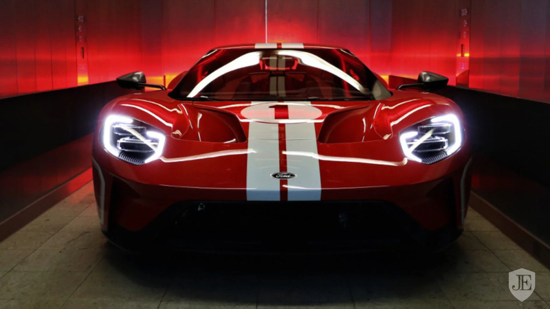 This   Million Ford Gt Resale Will Cost You An Extra   Million To Export From Europe