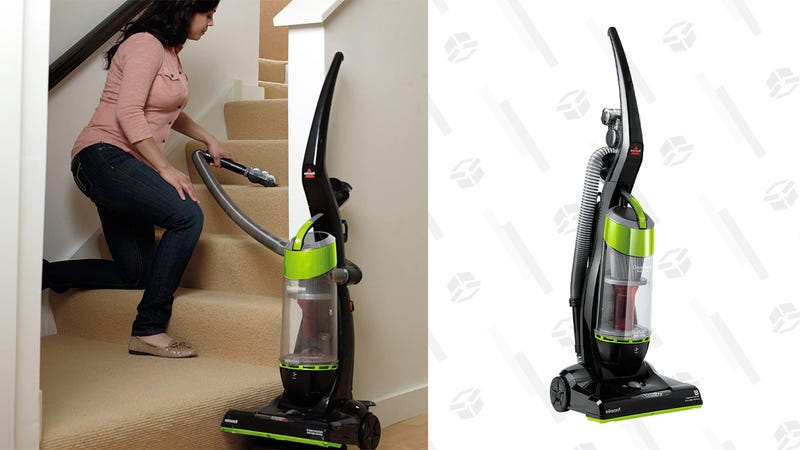 Bissell Cleanview Bagless Upright Vacuum (Teal or Green) | $68 | Amazon