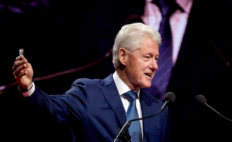 Bill Clinton Calls For Return of 'Decency and Trust' in Politics