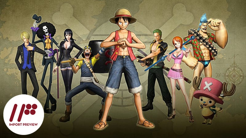 Illustration for article titled One Piece Pirate Warriors 3 Is Dynasty Warriors and Little More