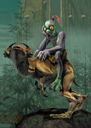 Illustration for article titled The Agency Group - Oddworld: Abe's Oddysee