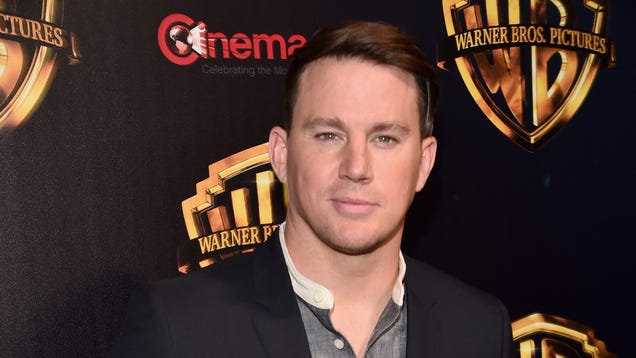 Channing Tatum Is Set to Star in a Monster Movie From 21 Jump Street Directors, Lord and Miller