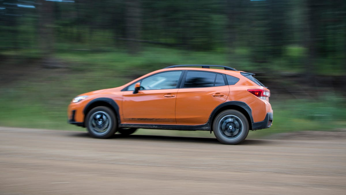 Towing Capacity Subaru Crosstrek >> The 2018 Subaru Crosstrek Is Almost The Ultimate Suv