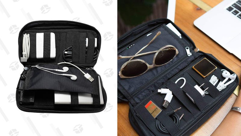 Zero Grid Electronics Travel Organizer | $12 | Clip $1 coupon and use promo code VGR85KUN
