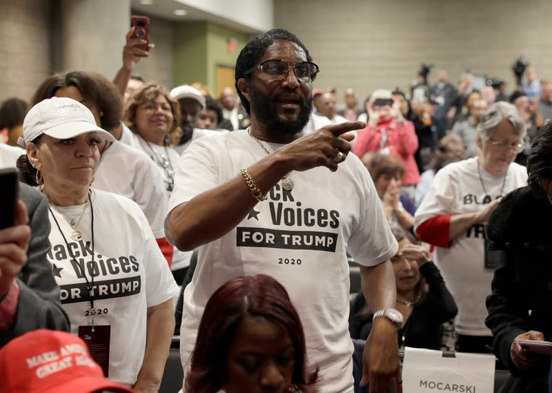 Illustration for article titled Black Lives MAGA: President Launches Campaign Effort Called 'Black Voices for Trump' (of All Things)—In Atlanta (of All Places)