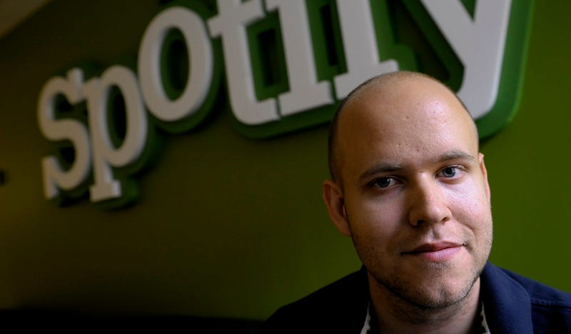 "Illustration for article titled El CEO de Spotify se disculpa por su política de privacidad: ""es un malentendido"""