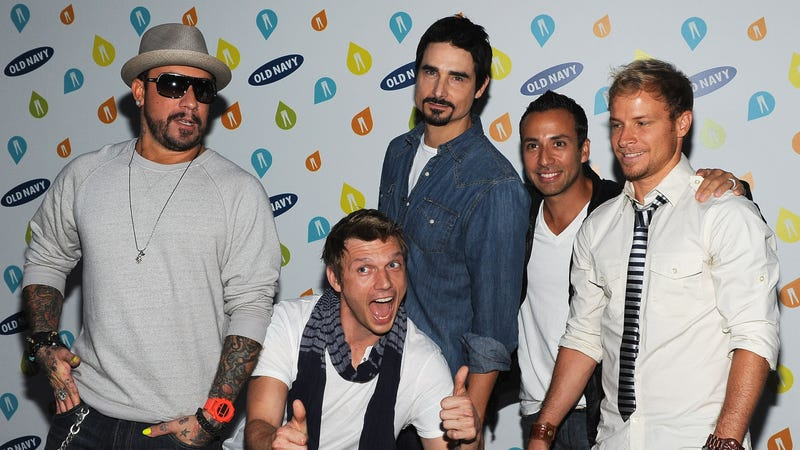 Illustration for article titled Cruel Temptress A.J. McLean Says There's Always a Place for Ryan Gosling in the Backstreet Boys