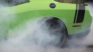 The 2015 Dodge Challenger R/T Scat Pack is ridiculous...