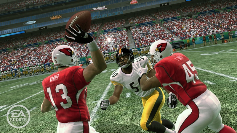 Illustration for article titled Madden NFL 09's Super Bowl Prediction Eerily Accurate
