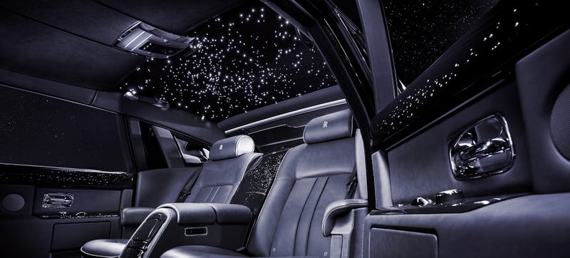 car luxury features  The Ten Most Ridiculous Luxury Car Features