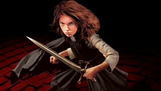 Illustration for article titled And Finally, How to Make Arya Stark of Winterfell Look Even More Badass