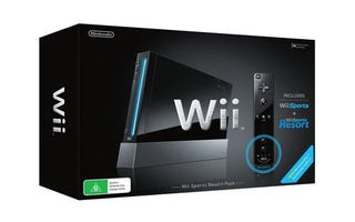 Illustration for article titled New Wii Bundle Includes New Wii Controller