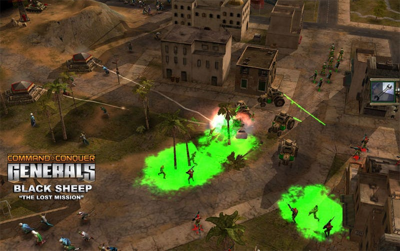 """Illustration for article titled EA Brings Back """"Controversial"""" Command & Conquer Level"""