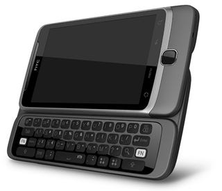 Illustration for article titled HTC Desire Z Is a Gorgeous Slide-Out QWERTY Android With Brains