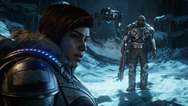 Illustration for article titled OGN Is Retracting Its 9.3/10 For 'Gears 5' After Realizing We Haven't Gotten A Single Dollar From Microsoft