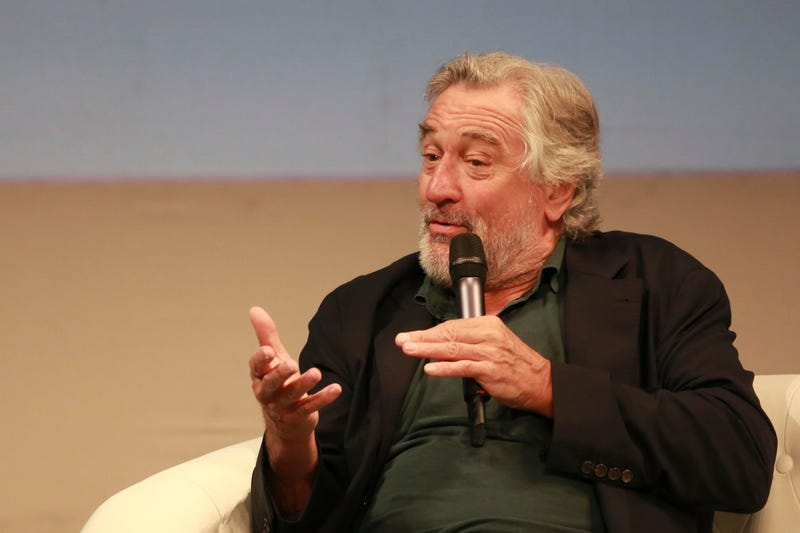 De Niro compares Trump to