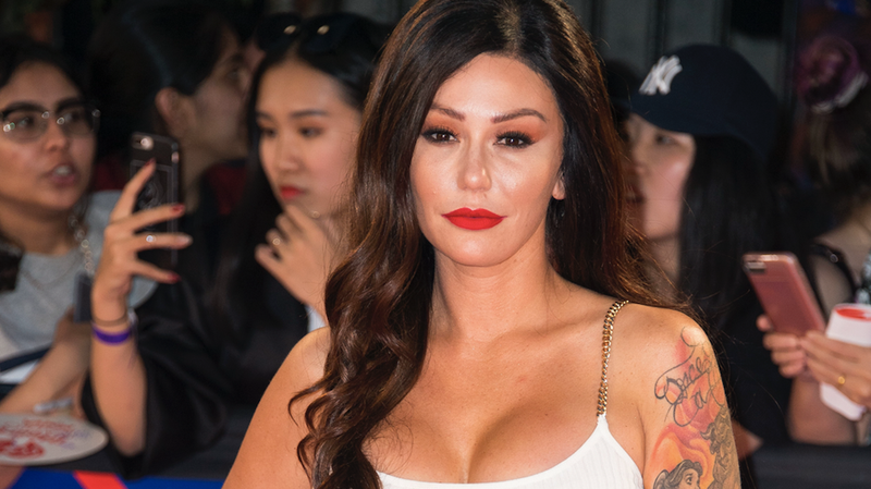 Illustration for article titled Jenni 'JWoww' Farley Says Her Estranged Husband Abused Her