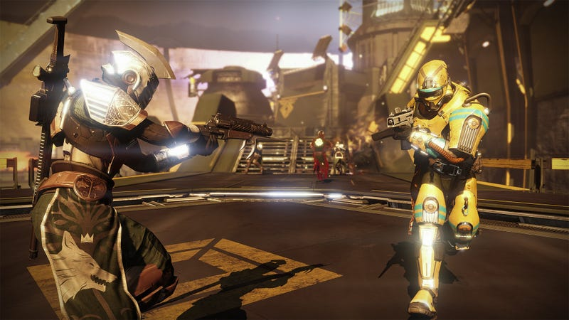 Icarus, the previously PlayStation-exclusive PVP map from Destiny 1