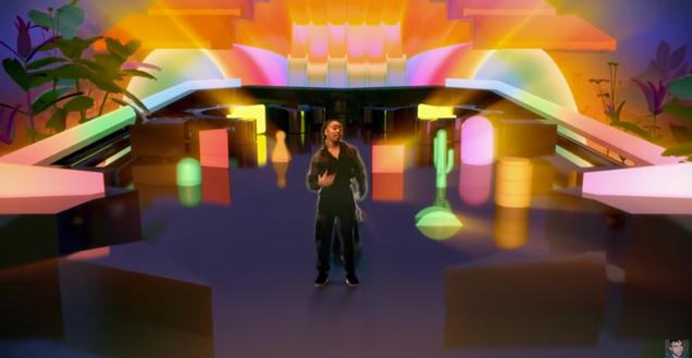 "Sufjan Stevens teams up with ""Renegade"" dancer Jalaiah Harmon for ""Video Game"""