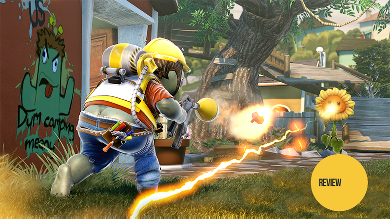 Illustration for article titled Plants Vs. Zombies: Garden Warfare: The Kotaku Review