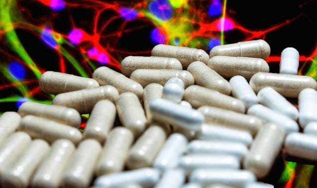Brain-Boosting  Supplements Are Full of Unapproved, Untested Drugs, Study Finds