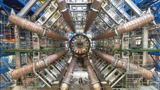 Illustration for article titled El Gran Colisionador de Hadrones, cerrado por dos años