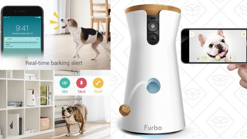 Cámara Furbo Dog, $169