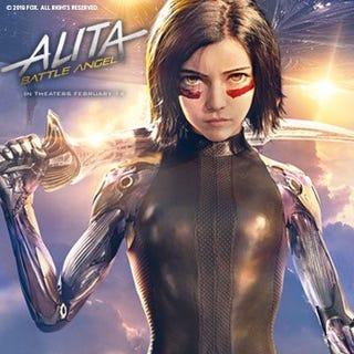 Illustration for article titled Alita Battle Angel-a half assed oppositelock review