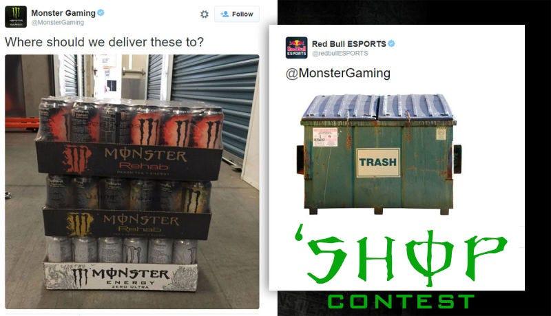 Illustration for article titled Kotaku 'Shop Contest: Monster Garbage Delivery