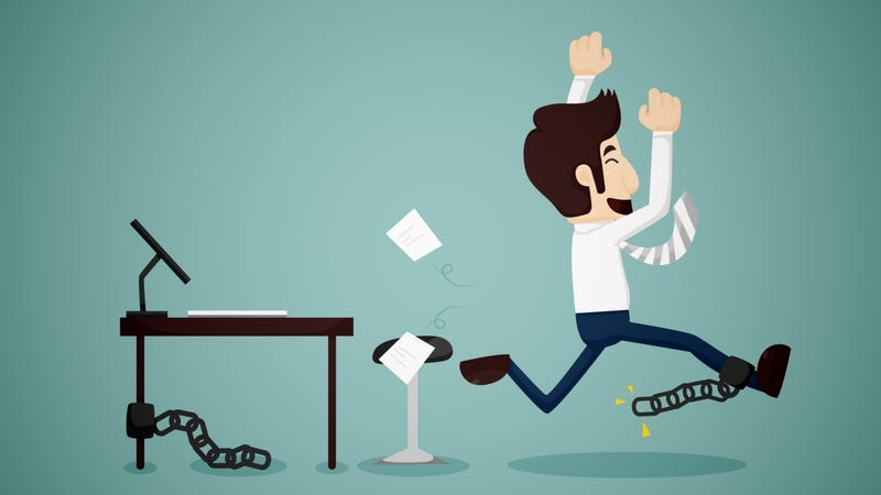 Illustration for article titled How to Take a Vacation Without Stressing About Work