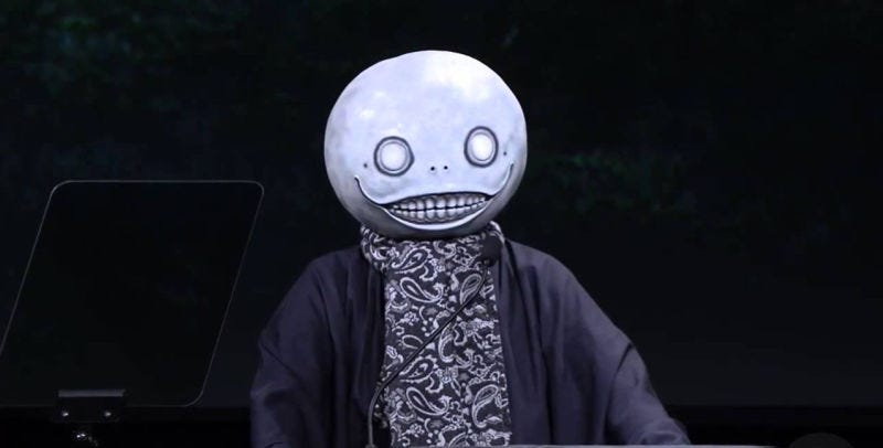 Illustration for article titled Nier Creator Yoko Taro Wants To Make An Adult Video