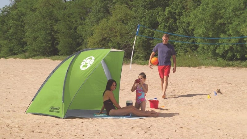 Coleman Road Trip Beach Shade, $29